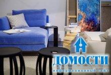 Сочный интерьер киевской квартиры