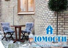 Теплый интерьер скандинавской квартиры