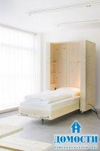 Мебельные кубы в маленькой квартире