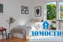 Гармоничная маленькая квартира