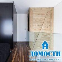 Компактная квартира на двух уровнях