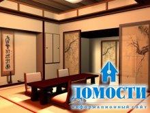 Квартиры с японским настроением
