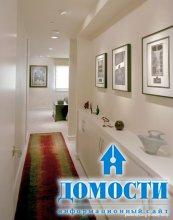 Украшение коридора в квартире