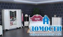 Спальни с белой мебелью
