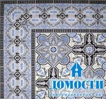Романтичная плитка из Испании
