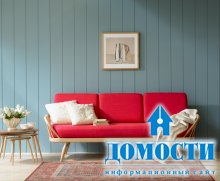 Стильные деревянные диваны