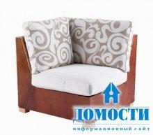 Стильная мебель из ротанга