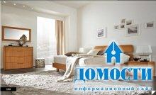 Просторные современные спальни