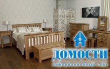 Экологичная мебель для спальни