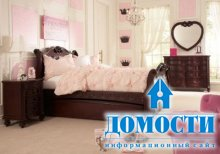 Спальни для маленьких принцесс