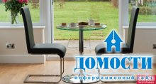 Стеклянные столы для современной кухни