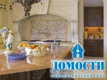 Мозаичные фартуки для кухни