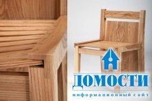 Инновационная мебель из массива