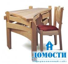 Неординарный письменный стол