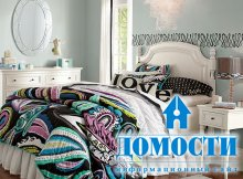 Подростковая спальня для девочки