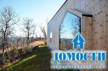 Лаконичный дом для загородного отдыха