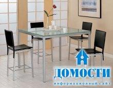 Выбор идеального стола из стекла