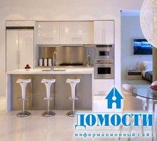 Роскошь современных кухонь