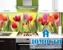 Кухонные фотофартуки