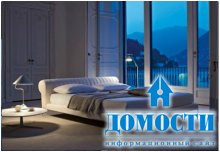 Спальни в светлых тонах