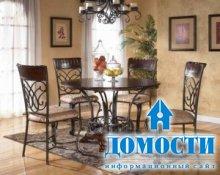 Круглые столы для кухни
