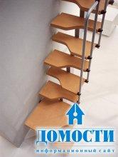 Изящные лестницы для дома