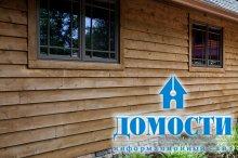 Деревянные дома по новой технологии