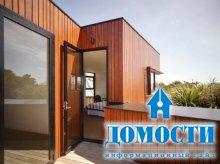 Эко-реконструкция деревянного дома