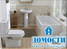 Ремонт маленьких городских ванных
