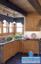 Особенности деревенской кухни