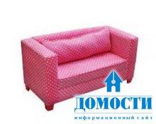 Лаконичные диваны для детских