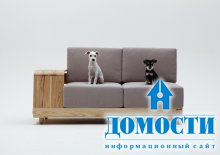 Диван для собак и детей
