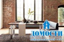 Лаконичные столовые комнаты