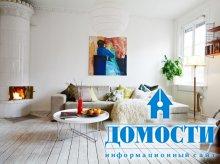 Модерн в интерьере комнат