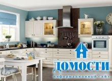 Белоснежные кухни в классическом стиле