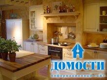 Простые классические кухни
