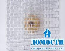 Прозрачные ячеистые панели для стен