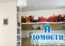 Инновационная отделка кухни