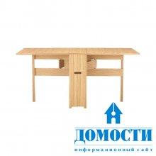 Раскладные столы в интерьере