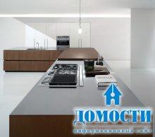 Кухня из кубической коллекции