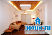 Дизайн потолков в доме