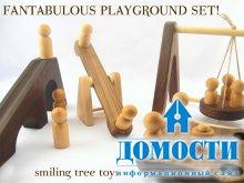 Экологичные площадки для игр