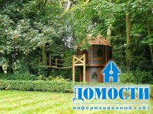 Сказочные домики для дачи