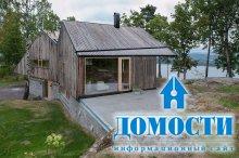 Оригинальный скандинавский дом