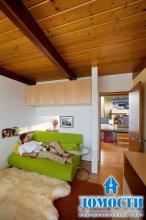Красивые интерьеры компактных домов