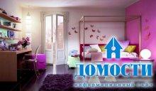 Украшение детских спален