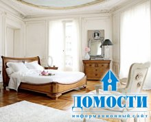 Классика в интерьере спален
