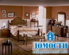 Элегантные классические спальни