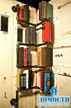 Идеи необычных книжных шкафов