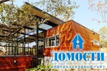 Отделка деревянных фасадов